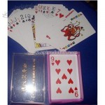 Plastic Playing Card, Playing Card, Poker, Entertainment Cards