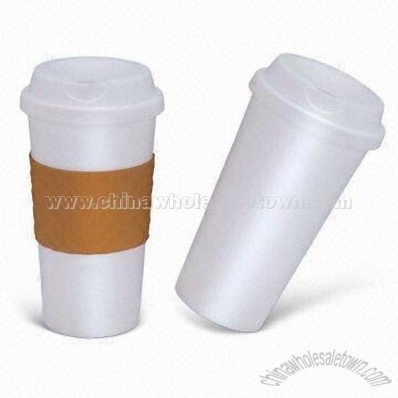 Plastic Promotional Mugs