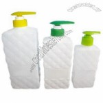 Plastic Shampoo/Hair Conditioner Bottles