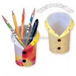 Plastic Shirt Pen Holder
