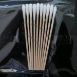 Plastic Stick Applicator/Cotton Swabs