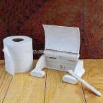 Plastic Tissue Paper Holder