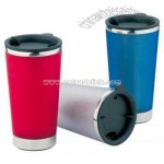 Plastic Travel Cup With Lid