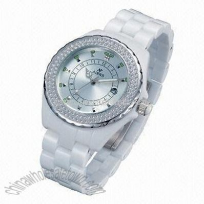 Plastic Watch with Strap