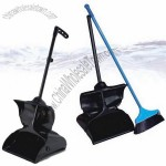 Plastic Windproof Rubbish Shovel