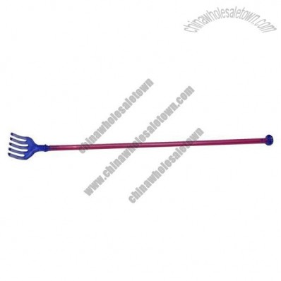 Plastic backscratcher