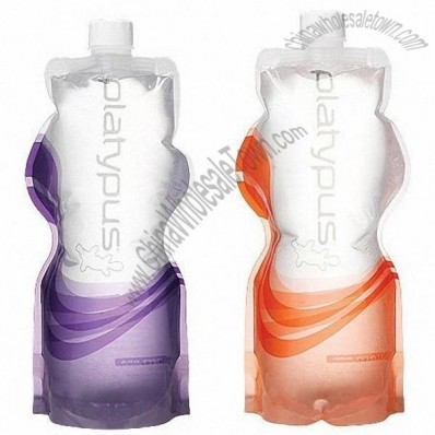 Platypus Soft Bottle 1L with Screw Closure Cap