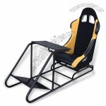 Play Seat Station with Black Powder Coating
