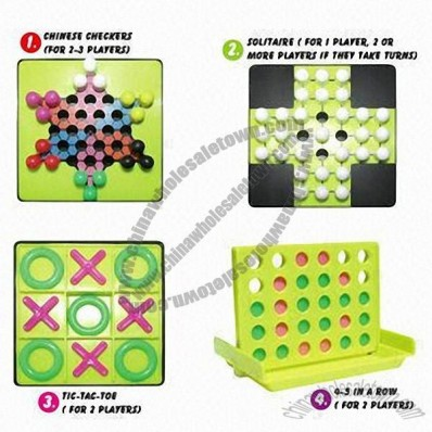 Play Things Games Including Checkers