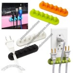 Plug Out Electric Cord Plug Organizer Holder