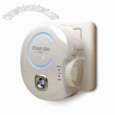Plug-in Ceramic Ozone Purifier with Adjustable Switch