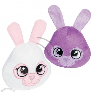 Plush Bunny Faces