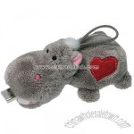 Plush Cartoon USB Flash Drive