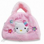 Plush Hello Kitty Bag
