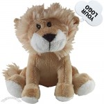 Plush Lion Toy