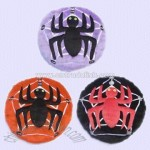 Plush and Stuffed Toy Spider Pillow/Cushion FM Scan Radio