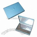 Pocket Aluminum Makeup/Cosmetic Mirrors in Envelope Shape