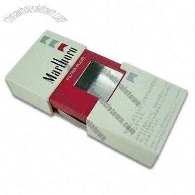 Pocket Ashtray for Convenient Disposal of Cigarette Butts