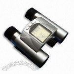 Pocket Binoculars with 1.6-inch LCD Display
