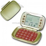 Pocket Calendar Calculator with Databank