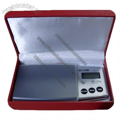 Pocket Scale Jewelry Scale