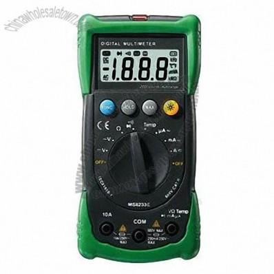 Pocket Size Digital Multimeter