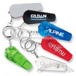 Pocket Whistle Key-Light Keychain
