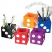 Poker Dice Pen Holder