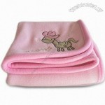 Polar Fleece Baby Blanket