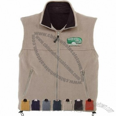 Polar Ridge Poly Fleece Vest - Youth
