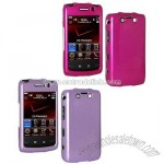 Polished Rose Pink Snap On Crystal Hard Case &Nbsp, for Blackberry 9550