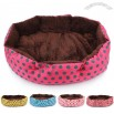 Polka Dot Pet Kennel