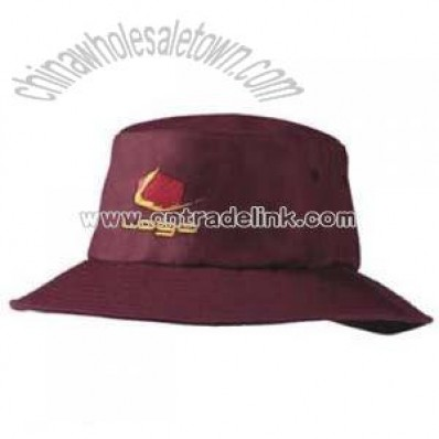 Poly Cotton Hat
