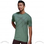 Poly-Cotton Short Sleeve Crew Neck Custom T-Shirt - Colors