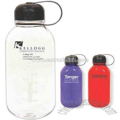 Polycarbonate water bottle 28 oz