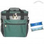 Polyester 600D Cooler Bag with Insulated Lining