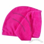 Polyester And Polyamide Microfiber Shower Cap