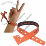 Polyester ID Wristband
