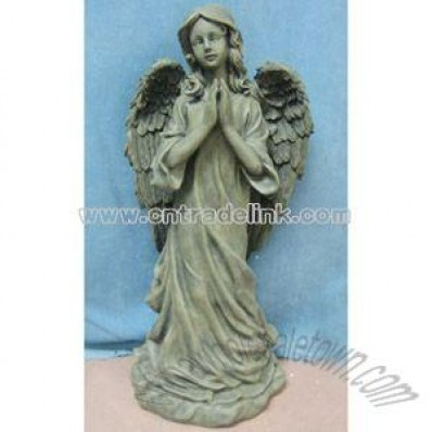 Polyresin Garden Angel Figurine Crafts