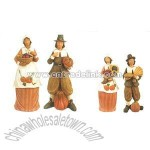 Polyresin Halloween/Harvest Figurine Crafts