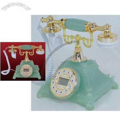 Polyresin Telephone With Classical Style