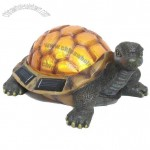 Polyresin Tortoise Solar Light