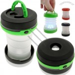 Pop Up LED Camping Lantern & Flashlight & Emergency Light
