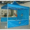 Pop-up Folding Tent with Steel Frame and 420D Oxford Fabric