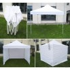 Pop up canopy