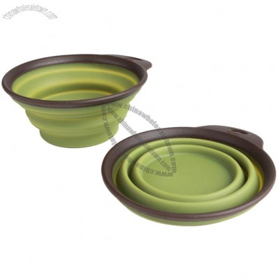 Popware for Pets Collapsible Silicone Travel Cup