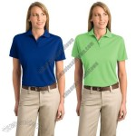 Port Authority L497 Ladies Bamboo Blend PiqueSport Shirt