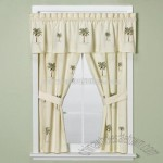 Port of Call Bathroom Window Valance