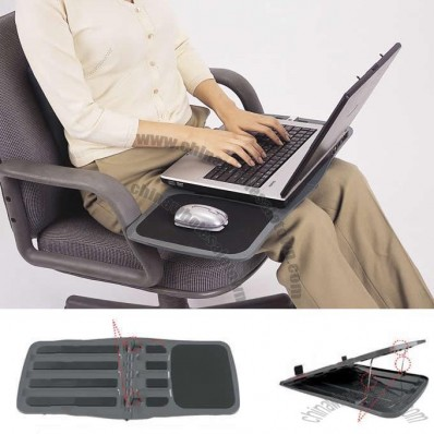 Portable Adjustable Folding Notebook Lap Desk