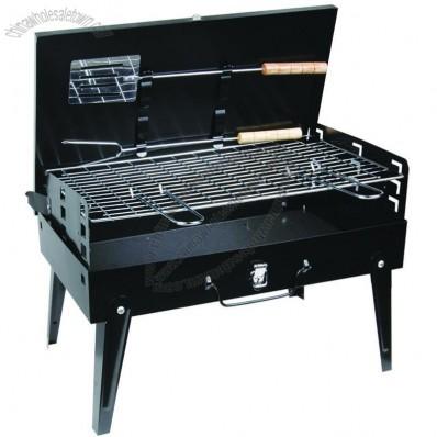 Portable Box Foldable BBQ Grill